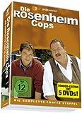 Die Rosenheim Cops - Die komplette 5. Staffel auf 5 DVDs!