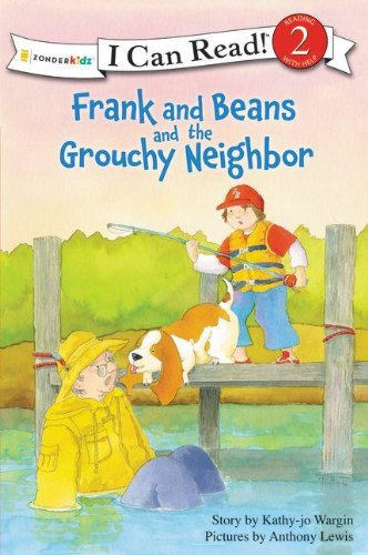 Frank and Beans and the Grouchy Neighbour