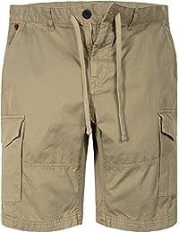Strellson Sportswear Herren Hose Modisch, Größe: 33, Farbe: Grün