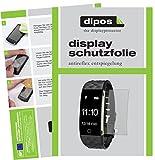 Willful SW328 Fitness Tracker Schutzfolie - 6x dipos Displayschutzfolie Folie matt