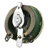 Sourcingmap A11111000UX0045100W 50Ohm 23/5-inch resistenza variabile Reostato disco in ceramica–multicolore