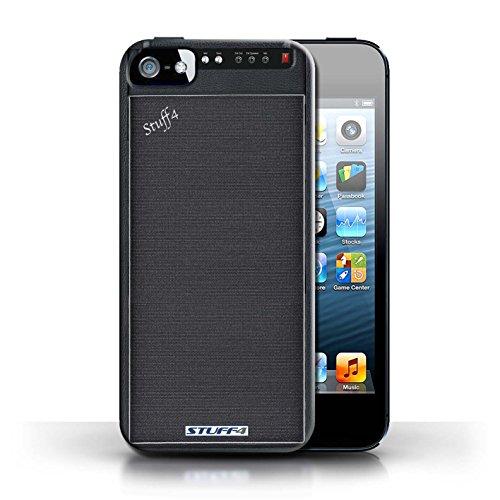 Coque en plastique pour Apple iPhone 5/5S Collection Haut-Parleur dessin - Amplificateur Amplificateur