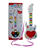 #9: Infinxt Musicale Guitar Toy With 3D Light For Kids
