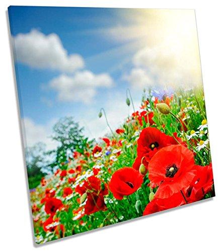 Leinwandbild Poppy 84