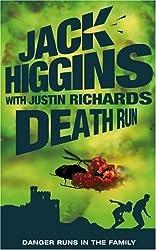 Death Run by Jack Higgins (2007-10-01)