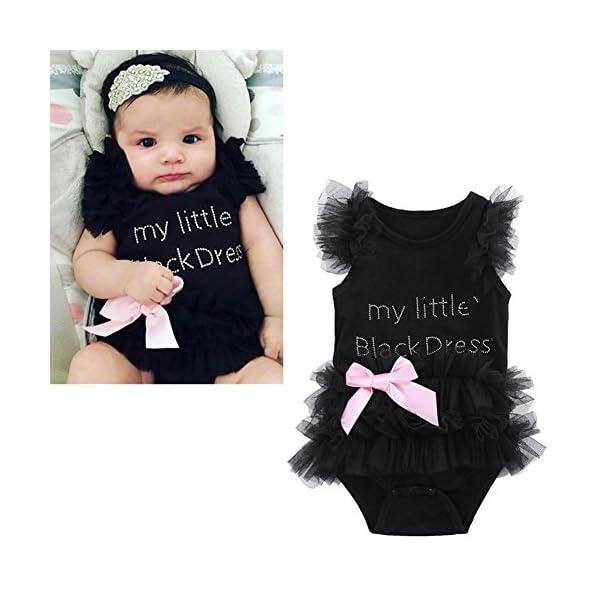 Baby Girl Romper New Born Kids Dresses Mono Traje Vestido Ropa Traje 3