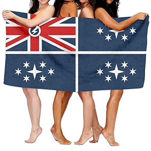 National Union (KENETOINA Beach Towel Australasian National Union 80