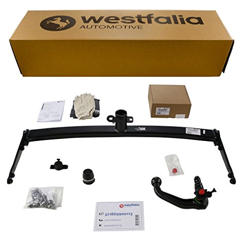 Westfalia 321869900113 Anhängerkupplung und Elektrosatz