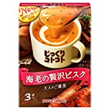 Produkt-Bild: Pokka Sapporo Shrimp Bisque Suppe 3 Stück × 5 Japan