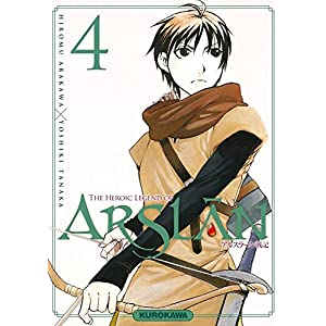 The Heroic Legend of Arslân - tome 04 (4)