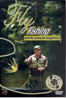 Fly Fishing And Fly Tying - Beginners [DVD] by Quantum Leap