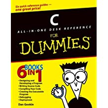 C All–in–One Desk Reference For Dummies