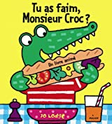 TU AS FAIM MONSIEUR CROC ?