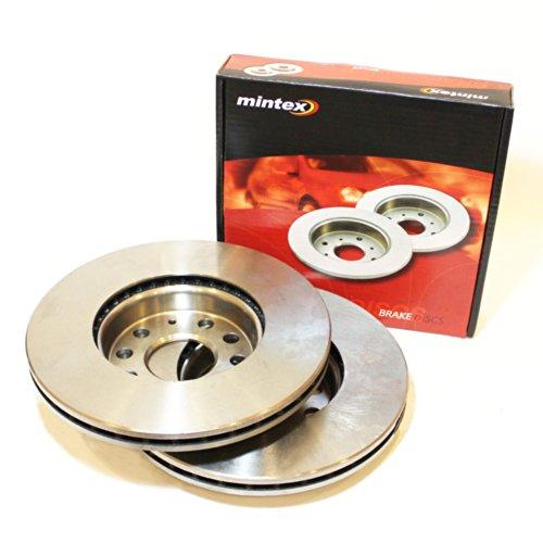 Preisvergleich Produktbild Mintex MDC804 Scheibenbremse, Vorderachse