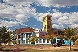 Walter Bibikow / DanitaDelimont - Cuba Trinidad Hotel Brisas Trinidad del Mar Photo Print (91,44 x 60,96 cm)