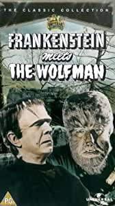 Frankenstein Meets the Wolfman [VHS] [1943]