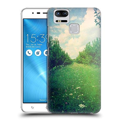 Offizielle Olivia Joy StClaire Obstgarten Natur Ruckseite Hülle für Asus Zenfone 3 Zoom ZE553KL