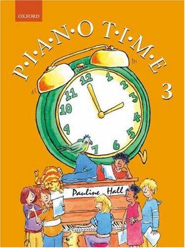 Piano Time 3: Bk. 3 par From Oxford University Press