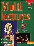 Image de Multilectures, CM2. Cahier d'exercices