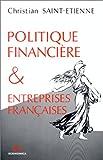 Politique financière et Entreprises françaises