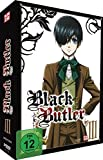 Black Butler - Box Vol. 3 - Episoden 14-19 [2 DVDs] [Limited Edition] - -