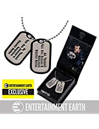 Marvel Comics - Punisher Frank Castle Exclusive Replica Dog Tags Collectable by The Punisher