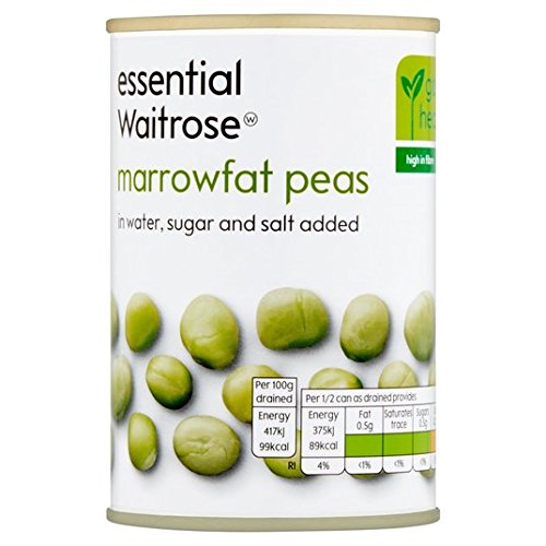 Waitrose Pois Marrowfat Essentielle 300g