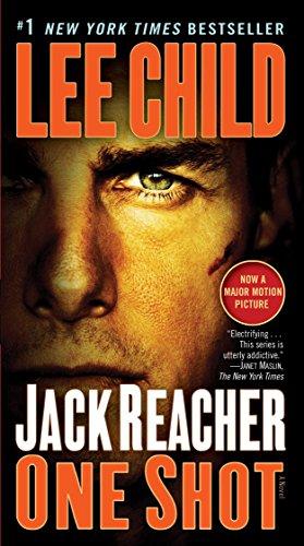 Jack Reacher One Shot (Film) (A Format) (Dell)