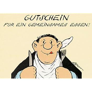 Postkarte A6 • 045 ''Gutschein'' von Inkognito • Künstler