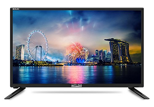 Mitashi MiDE031v18 80.01 cm (31.5 inches) HD Ready LED TV (Black)