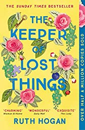 The Keeper of Lost Things: the perfect gift for Mother's Day