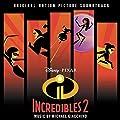 Incredibles, Vol. 2 - O.S.T. [Import allemand]