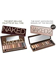 Urban Decay Naked 1/Naked 2 Duo de palettes