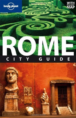 Portada del libro Lonely Planet Rome (City Travel Guide) by Duncan Garwood; Abigail Hole (2010-03-01)