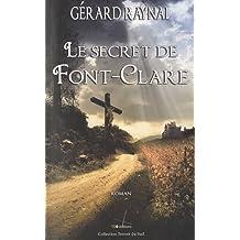 Le secret de Font-Clare - Nouvelle édition