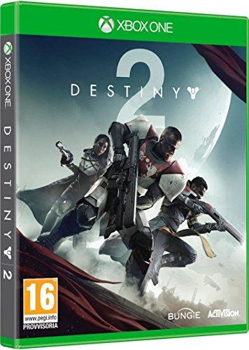 Destiny 2 + DLC Esclusivo Amazon - Xbox One [Importación italiana]