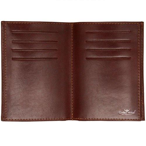 Golden Head Colorado ID Wallet 4476-05-2 braun, braun
