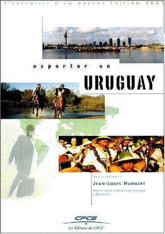 Exporter en Uruguay, édition 2001