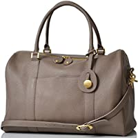 PacaPod Firenze Latte Designer Baby Changing Bag - Luxury Leather 3 in 1 Organising System
