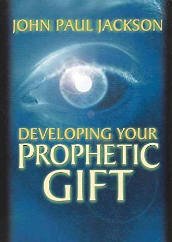 Developing Your Prophetic Gift 4 Disc Set by John Paul Jackson (2003) Audio CD