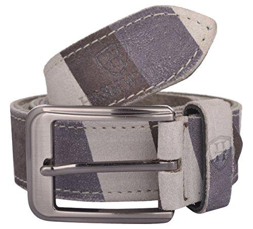 Hashwalk Men's Leather Belt (Multi-Coloured) HB 06201609-42