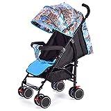 &Kinderwagen Baby Cart Tragbare Mini Regenschirm Kinder Trolley (Farbe : 2#)