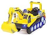 Actionbikes Motors Kinder Elektrobagger D2811 - 50 Watt Motor - Weichgummiring Reifen - Fernbedienung - Soft Start