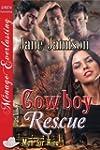 Cowboy Rescue [Men for Hire 1] (Siren...