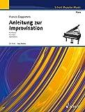 Anleitung zur Improvisation: Klavier. (Jazz-Studio) -