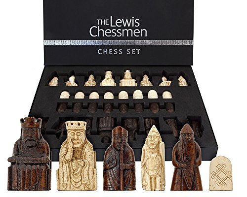 The Isle Of Lewis Chessmen The Official Set by National Museum Scotland