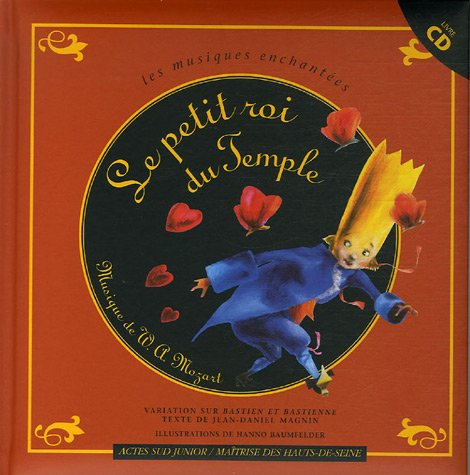 Le petit roi du Temple (1CD audio)