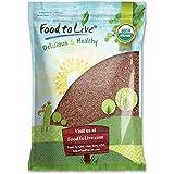Food to Live Semillas de rábano orgánicas certificadas para brotar 11.3 Kg
