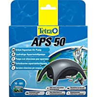 Tetra APS50 Silent Aquarium Air Pump for 10 - 60 Litre Fish Tanks