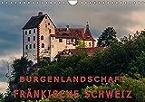 Burgenlandschaft Fränkische Schweiz (Wandkalender 2019 DIN A4 quer): Galerie der schönsten Burgen in der Fränkischen Schweiz (Monatskalender, 14 Seiten ) (CALVENDO Orte) -